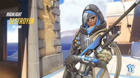 Nvidia Overwatch Giveaway - overwatch ana amari hero preview a look at the new character