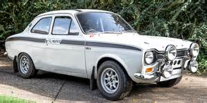 Car Valance Doesn T Need Flares 1971 Ford Escort Mexico 1600gt