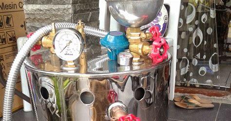 Setrika Uap Bahan Bakar Gas Produsen Konversi Modifikasi Pengering Laundry Bandung Bos Pengering Setrika Uap Boiler Gas