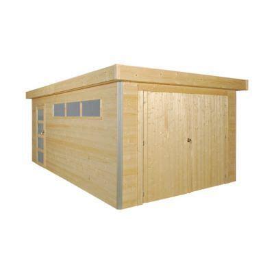 pergola castorama 849 garage en bois lindo castorama