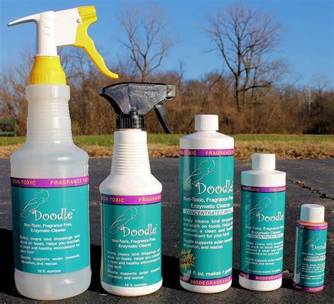 doodlebug fragrance doodle 174 bird safe cleaner doodleproducts