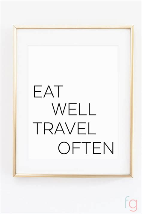 free printable wall art travel free printable kitchen wall art 8x10 quot set of six prints