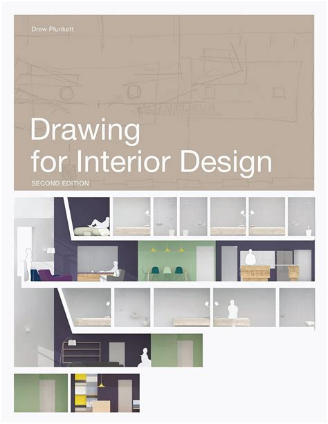 drawing for interior design 2nd edition interi 233 rov 253