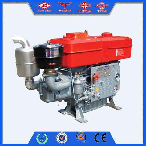 Pompa Air Mini Diesel mini traktor tangan 10 hp digunakan pompa air mesin diesel