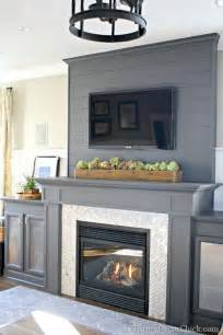 Fireplace Shiplap Shiplap Fireplace Shiplap Fireplace Living Rooms And Room