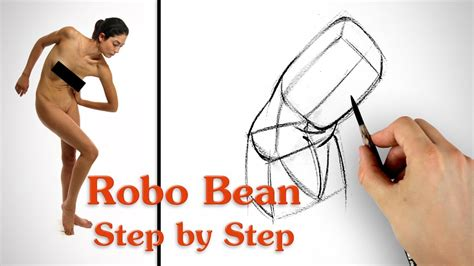 Drawing Models by Robo Bean Exles Step By Step