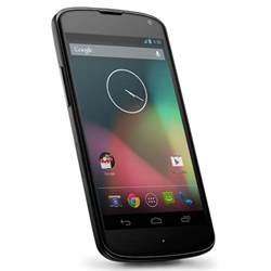 Android Phone Nexus 4 Android Phone Announced Gadgetsin