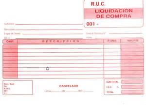 formatos de contabilidad contabilidad formatos basicos de comprobantes de pago