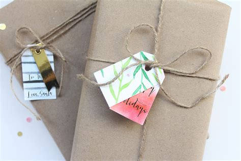 easy watercolor gift tags tutorial perfect for a beginner diy sweet and simple watercolor gift tags lolly jane