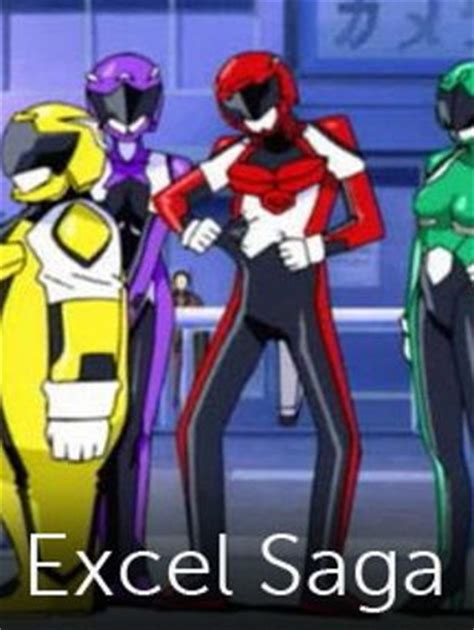 excel saga excel saga anime series 1999 synopsis
