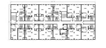 multi family apartment plans multi family apartment floor plans home design