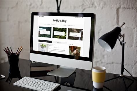 themes wordpress free computer everly lite free wordpress blog theme