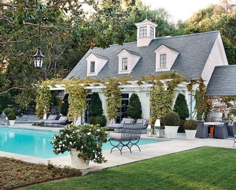 pool guest house doormers are great with cupola pergola ideas