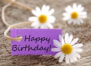 20 beautiful happy birthday flowers images