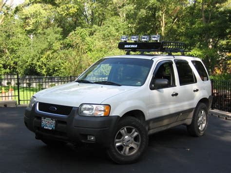 Ford Escape Rack by Mhermes 2004 Ford Escape Specs Photos Modification Info
