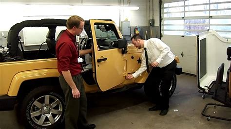 Removing Jeep Doors Jeep Wrangler Door Removal Done Easy