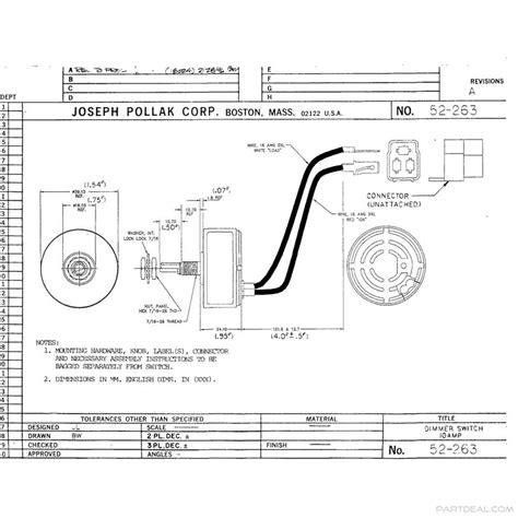 7 pin trailer connector wiring diagram for pollack wiring
