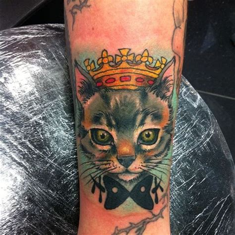 tattoo london instagram cat tattoo merlin tattooing photo by seansparkstattooing