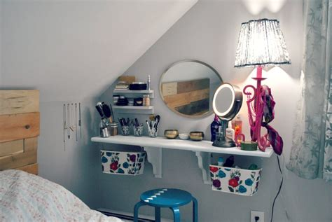 Decorating Ideas For Girls Bedroom a girl s guide to organizing her makeup 15 tips amp tricks