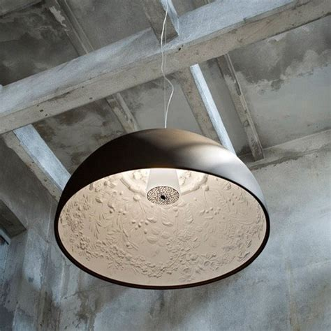 one pendant light over island