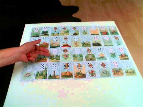 Lenormandkarten Gro 223 E Tafel Zum Mit 252 Ben Liebe