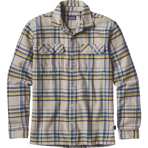 fjord patagonia patagonia fjord flannel shirt men s backcountry