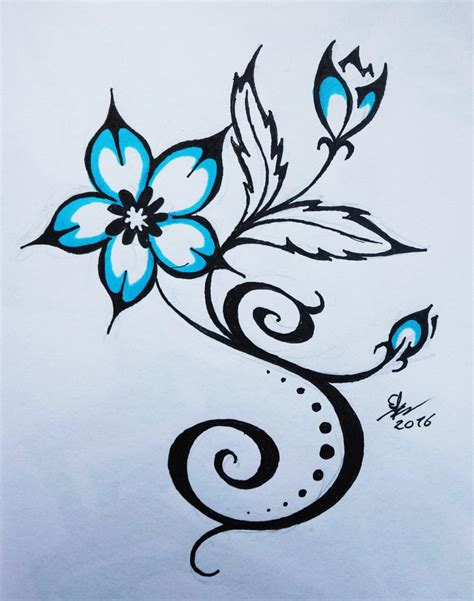 tribal flowers tattoo designs tribal flowers related keywords tribal flowers