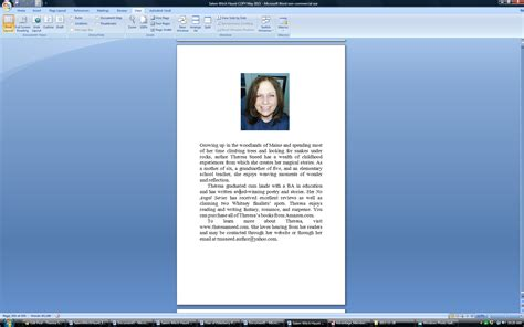 section of a book formatting your book part two theresa sneed author