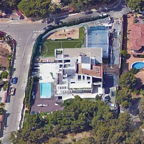messi house lionel messi s house in castelldefels spain 3 virtual globetrotting