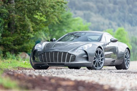 Aston Martin One77 by Stunning Aston Martin One 77 Photoshoot Gtspirit