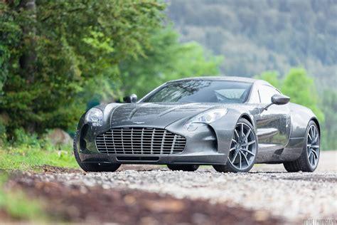 One 77 Aston Martin by Stunning Aston Martin One 77 Photoshoot Gtspirit