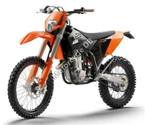 2010 Ktm 400 Exc Ktm 400 Exc Pictures Specifications And Reviews
