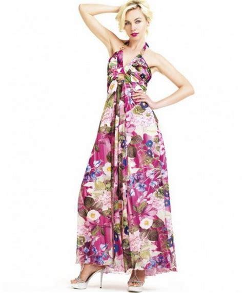 vestiti estivi a fiori modelli vestiti estivi 2014