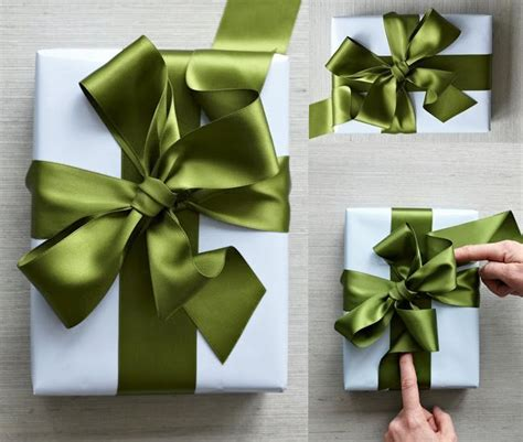 Wrapping Paper Folding Techniques - best 20 gift bows ideas on