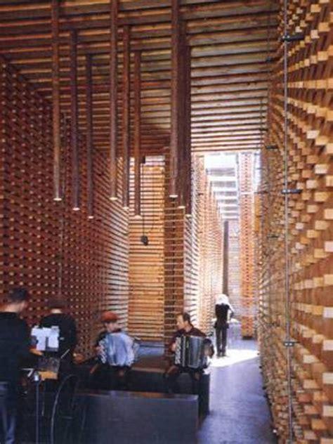 pabellon suizo p zumthor pabellon suizo en la expo 2000 de hannover