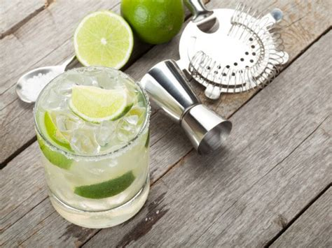 cadillac margarita with agave nectar recipe cdkitchen com
