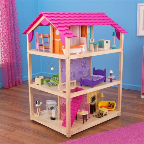 kid craft doll house so chic dollhouse kidkraft