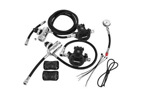 apex dive gear apeks sidemount regulator kit direct dive gear