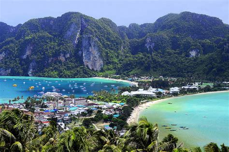 koh phi phi koh phi phi travel tips thailand things to do map and