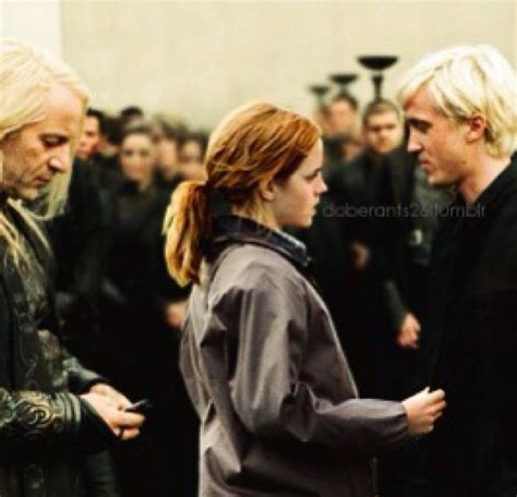 Hermione Granger Draco Malfoy by 353 Best Harry Potter Images On