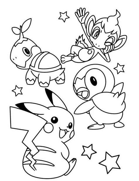 pokemon coloring pages piplup pokemon piplup coloring pages images pokemon images