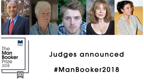 Judging Panel For Blooker Prize Announced by Etisalat Prize For Literature 2018 Booker Prize