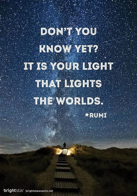 s day rumi quote quotes on light rumi quotesgram