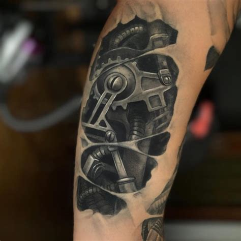 75 best biomechanical tattoo designs amp meanings top of