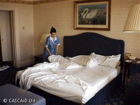 room attendant salary information careers wales