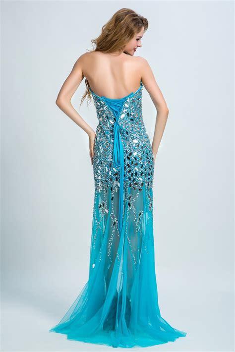 light blue evening dress outlet light blue sheath column prom evening dresses