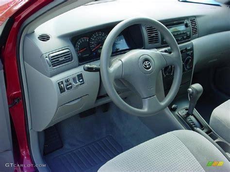 Toyota Corolla 2007 Interior by 2007 Toyota Corolla Le Interior Photo 38651026 Gtcarlot