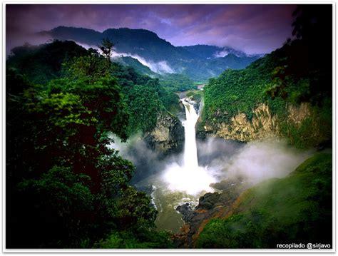 imagenes de paisajes del ecuador ecuador fotograf 237 a paisajes imagen sirjavo en