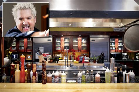 Guy Fieri S Home Kitchen Design | amazing spaces blog the home kitchens of famous chefs
