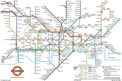 map uk metro underground metro map
